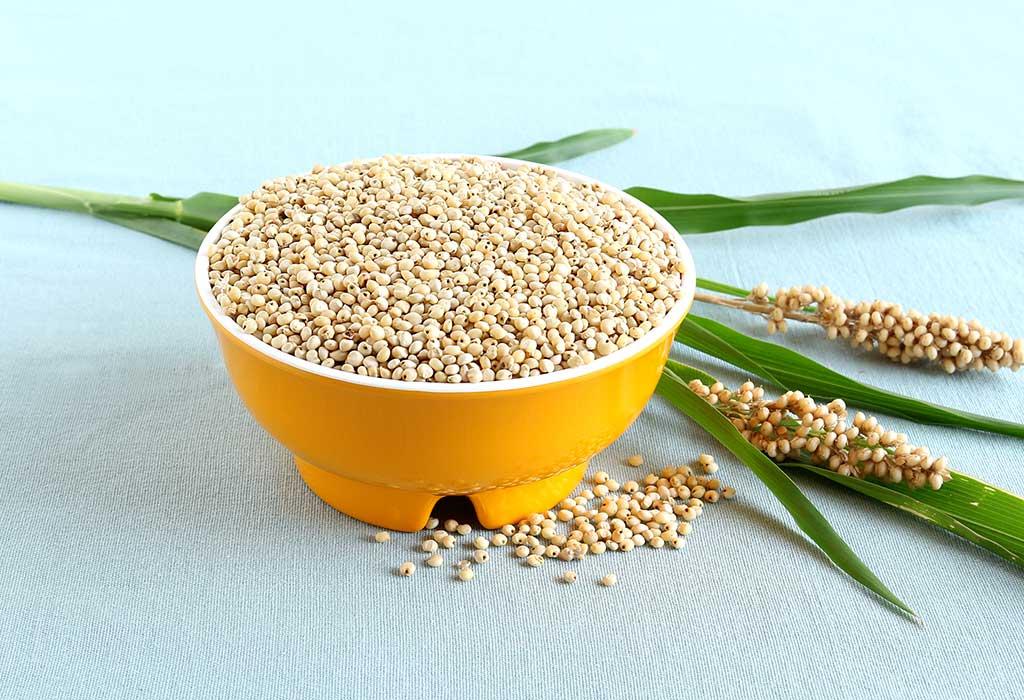 Health benefits of jowar