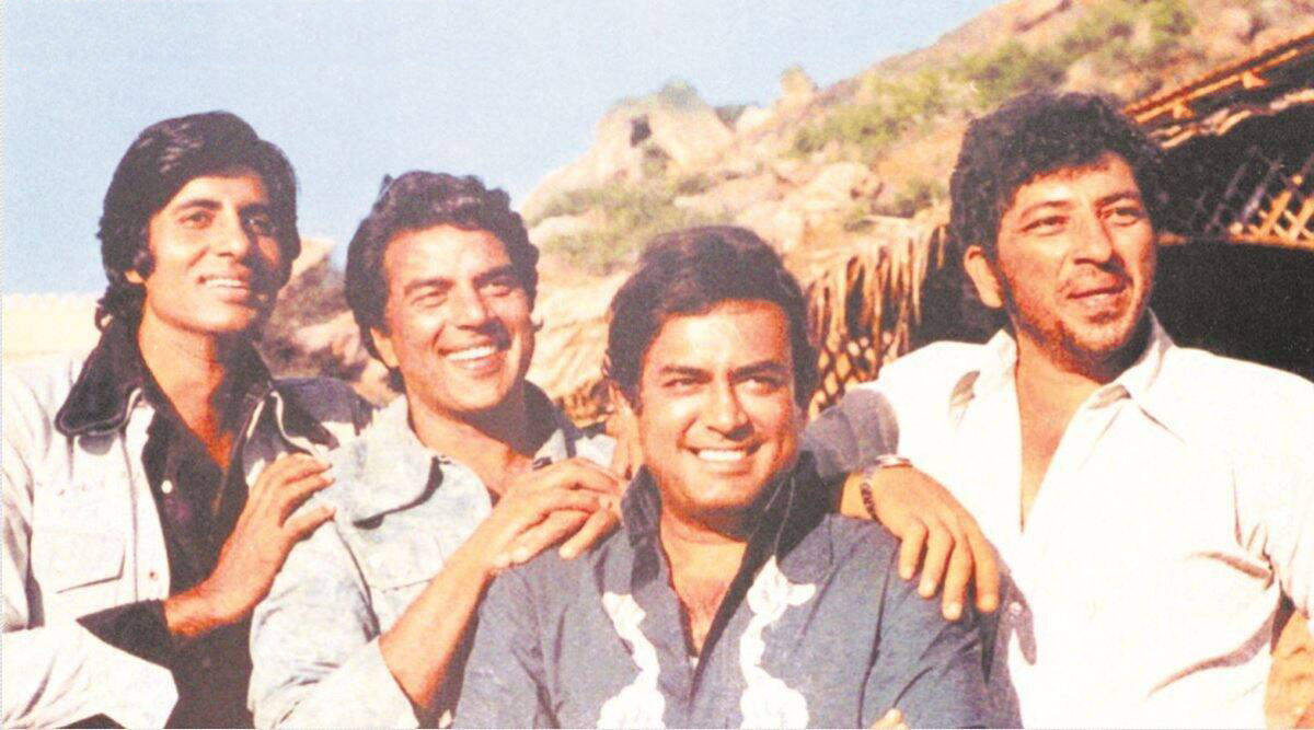 Amjad Khan named Amitabh Bachchan 'Shorty' during Sholay, Big B filled in for his family after life-threatening accident