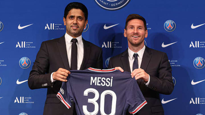 Lionel Messi signs with PSG, to wear No. 30 after Barcelona exit
