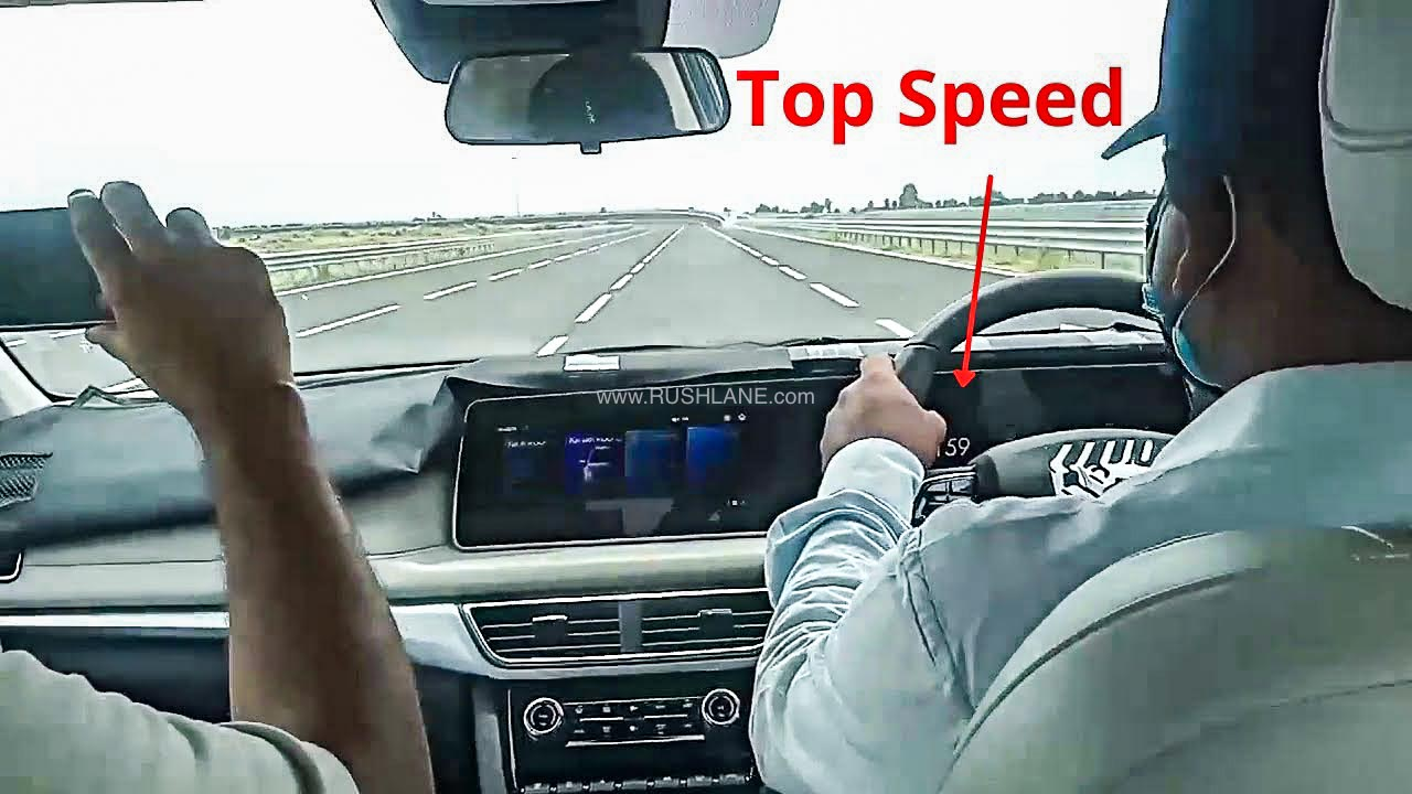 Mahindra XUV700 Top Speed Test At Their New World-Class Proving Track