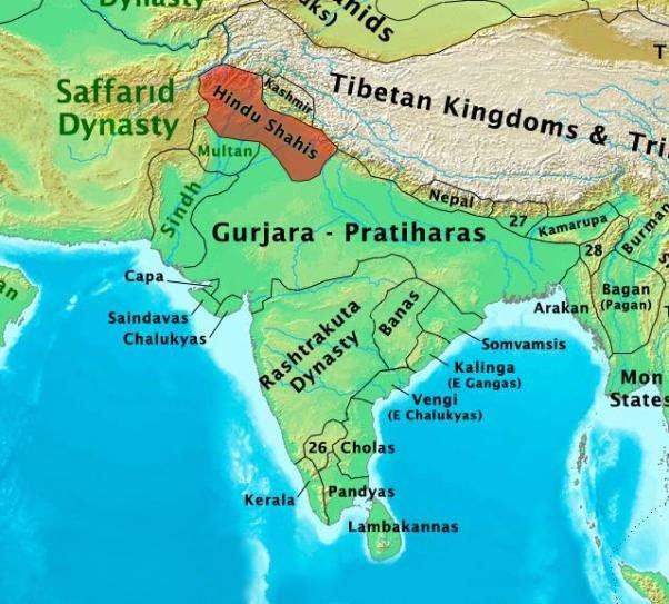 Hindu Shahi Maharaja Jaipal