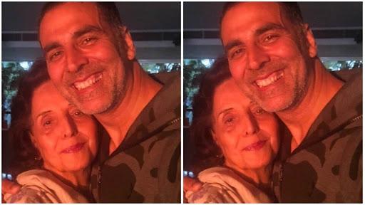Akshay Kumar's mother dies after illness: 'I feel an unbearable pain'