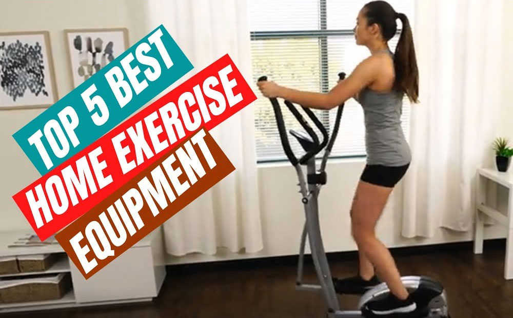 Top 5 Best Home Gym Equipments
