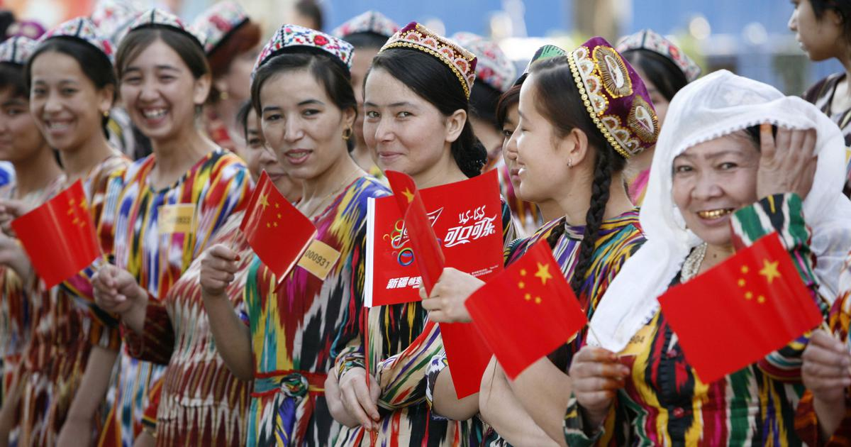 An Indian business community had thrived in Xinjiang before the Communists took over in China
