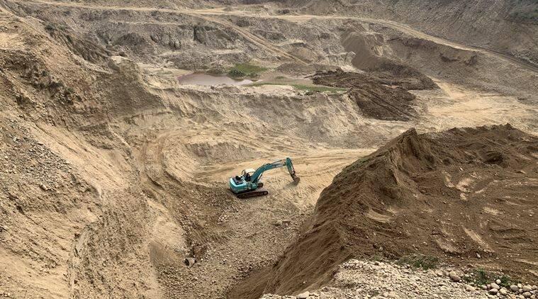 In Punjab's Mukerian, mindless mining turns fertile farmland into ditches