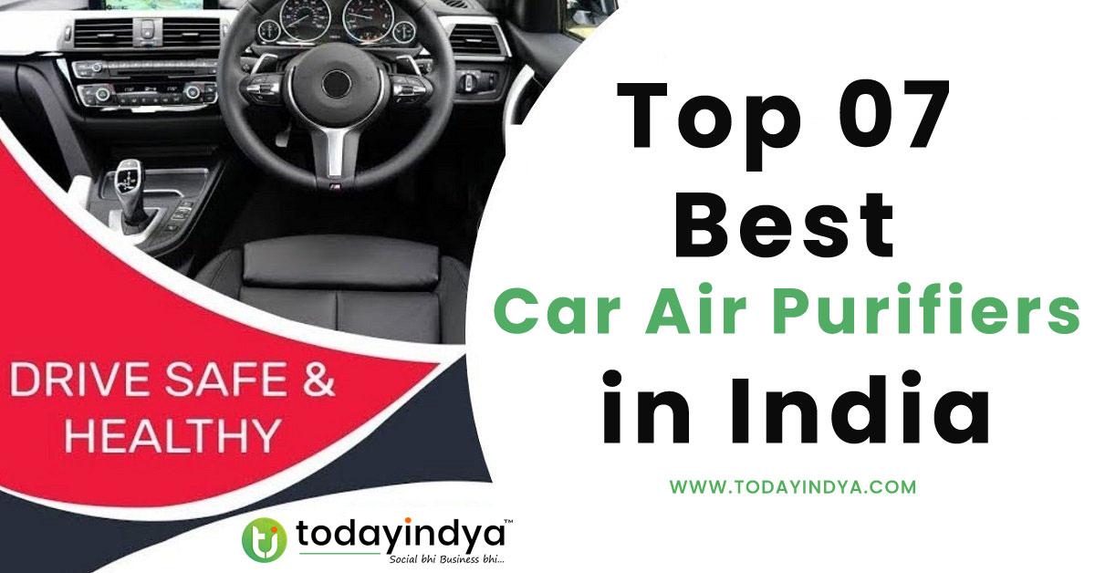 Top 10 Best Car Air Purifiers in India