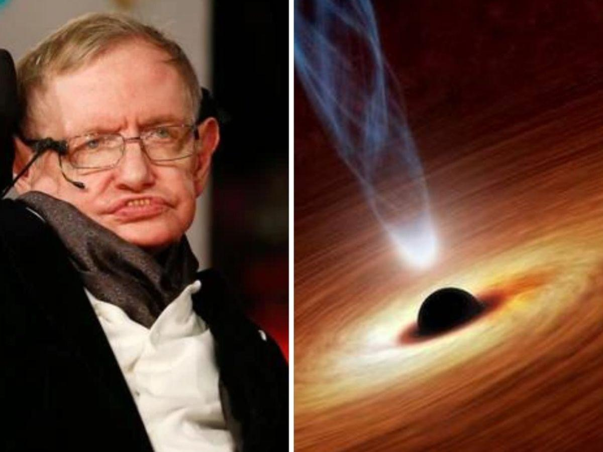 Scientists Prove Stephen Hawking
