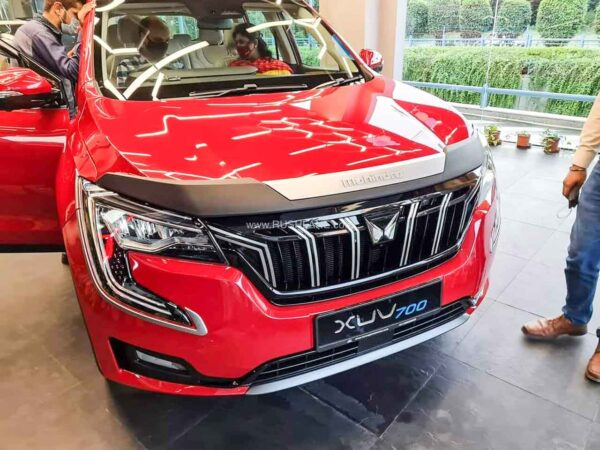 50k Mahindra XUV700 SUVs Worth Rs 9,500 Cr Sold In 3 Hrs – New Record