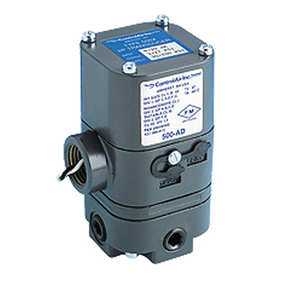 Benefits Of Control Air T500 Electropneumatic Transducer