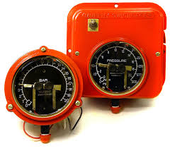 Pressure Gauges and Switches