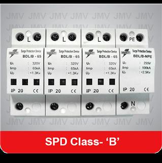 Surge Protection Devices Manufacturer  JMV LPS