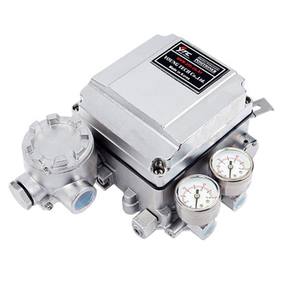 See Believe Power Genex Positioner, Electropneumatic Positioner