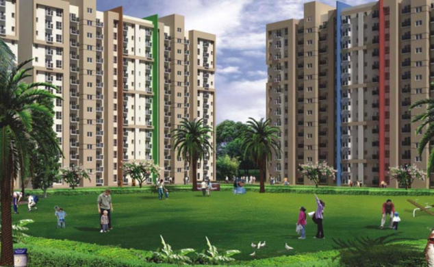 Affordable 3 BHK flat in Noida Extension
