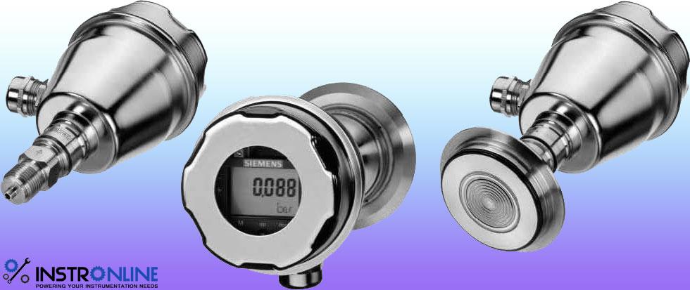 Siemens Digital Pressure Transmitter