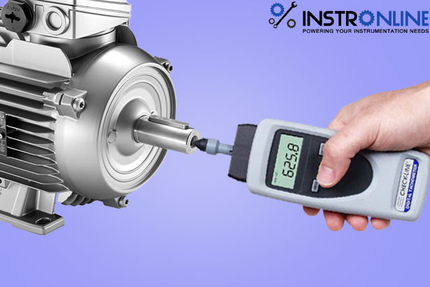 Working Principle of Digital Tachometer at Instronline