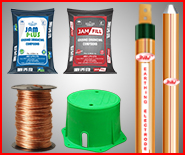 CHEMICAL EARTHING PRODUCTS