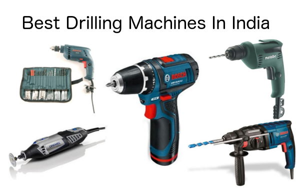 Best Drilling Machines (Power Drills) Online in India 2018