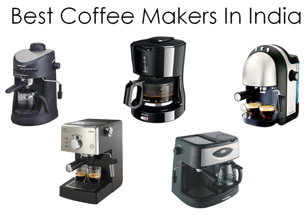 Best Coffee Makers Brands in India 2018