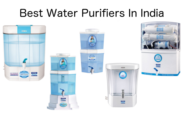 Best Water Purifiers Brands Online in India 2018