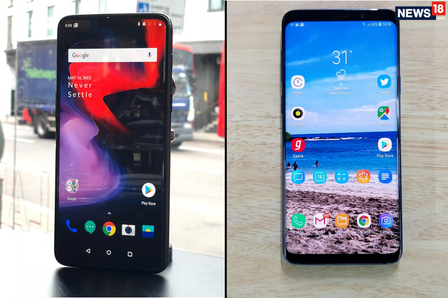 5 Reasons to Consider The OnePlus 6 Over Samsung Galaxy S9