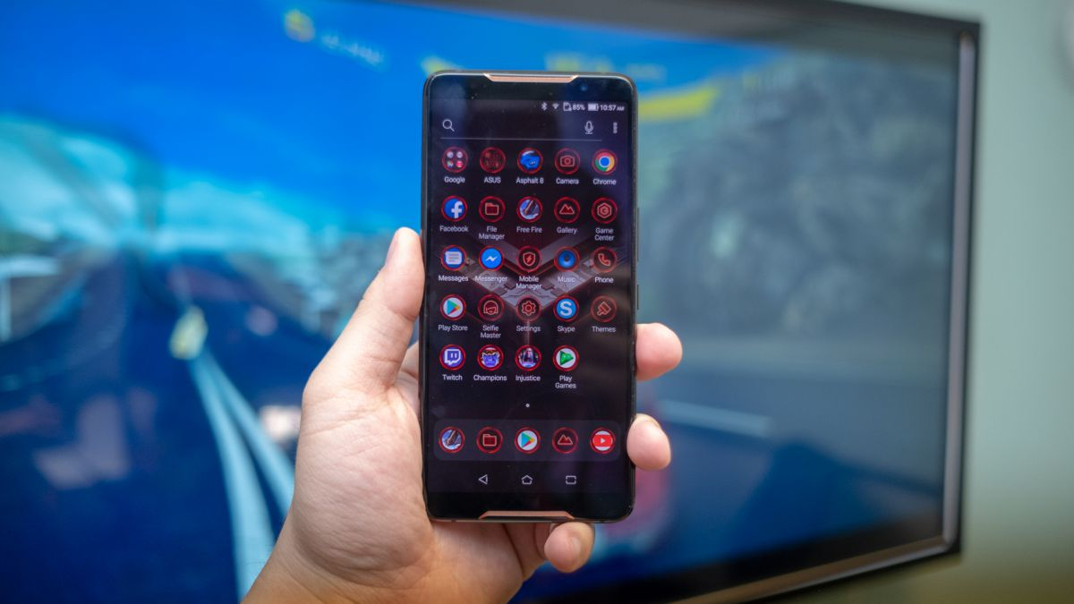 Hands on: Asus ROG Phone review