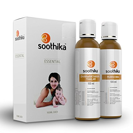 Soothika Essential – Product Review Pregnancy Massage Oil