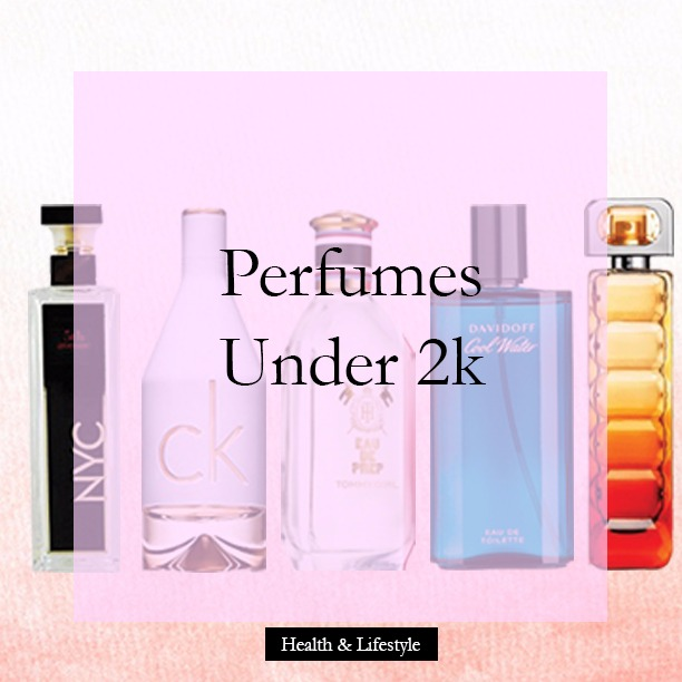 Long Lasting Fragrances For Women Under 2k