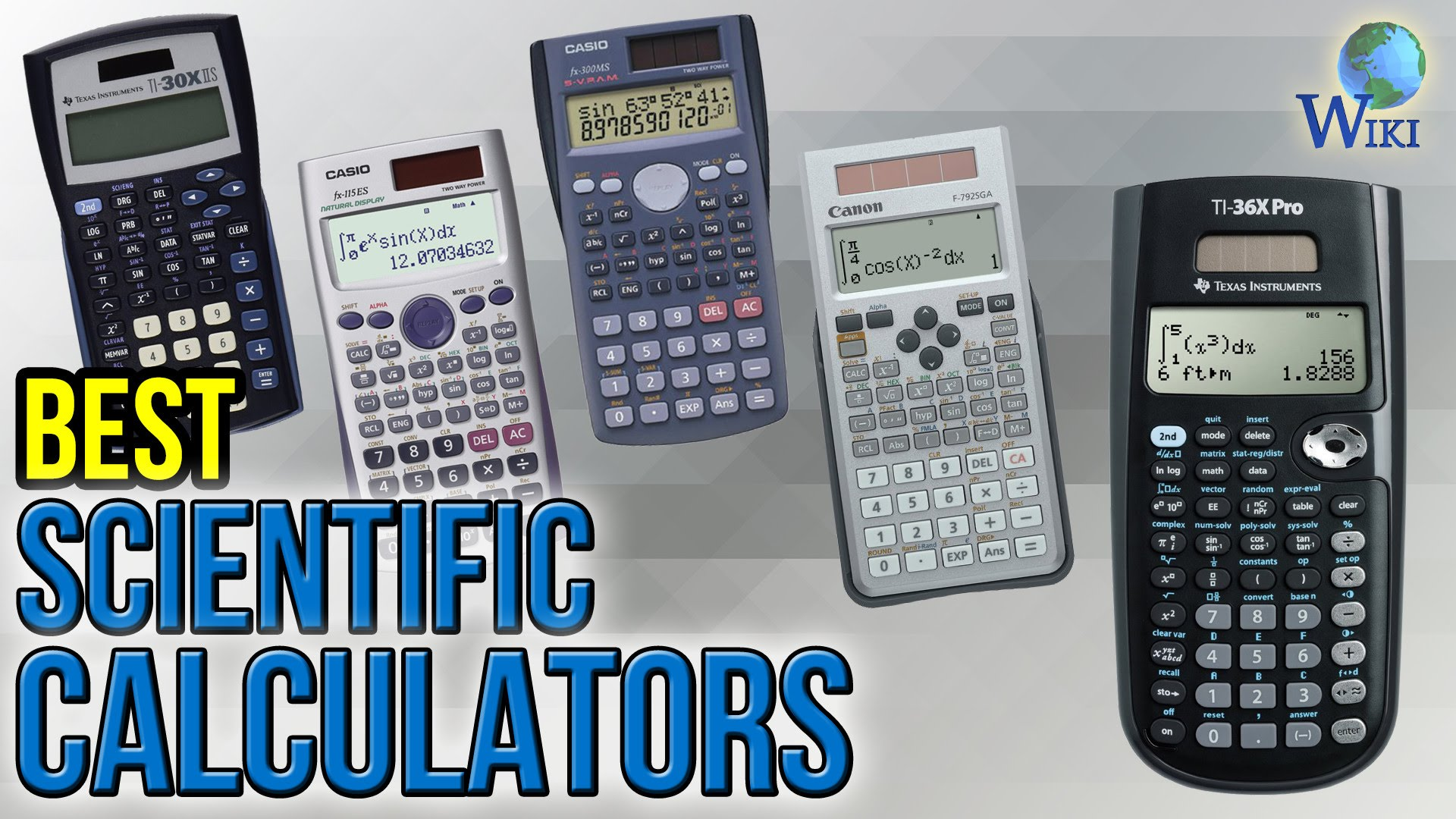 The Best 5 Scientific Calculators in India 2018 – Reviews & Ratings