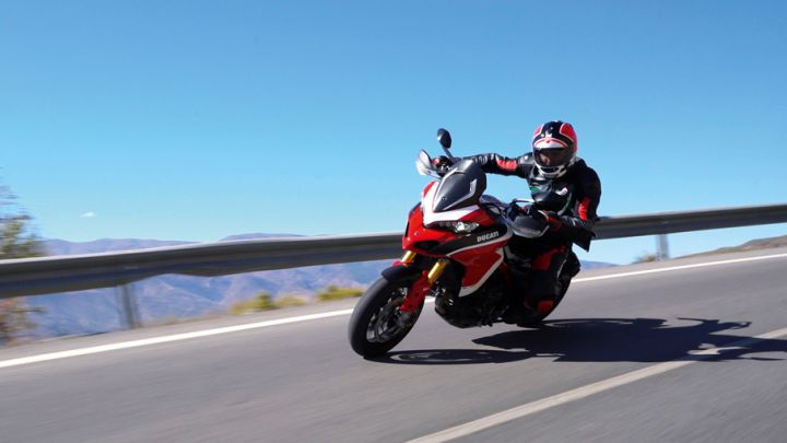Ducati Multistrada 1260 Pikes Peak vs Multistrada 1260 S - What's Different?