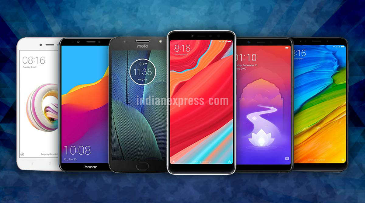 Best smartphones under Rs 10,000 for July 2018