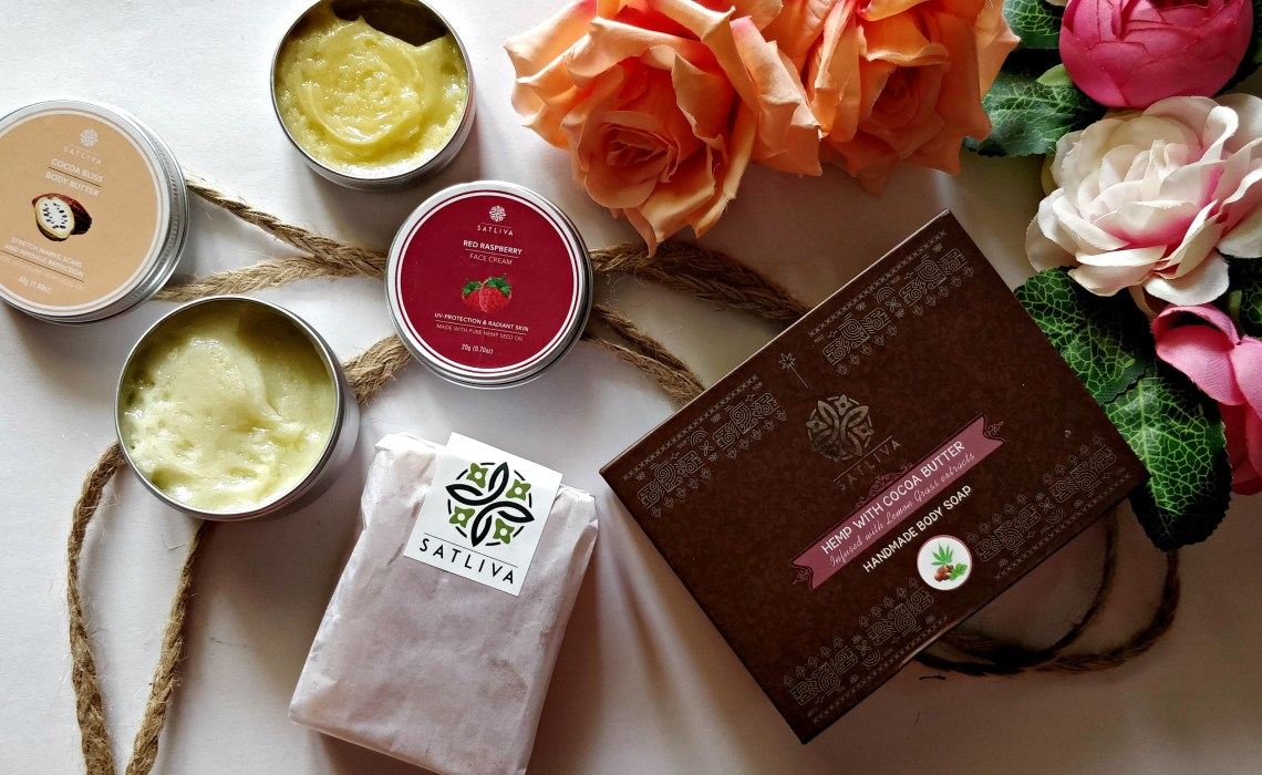 NEW LUXURY ORGANIC BEAUTY PRODUCTS- SATLIVA