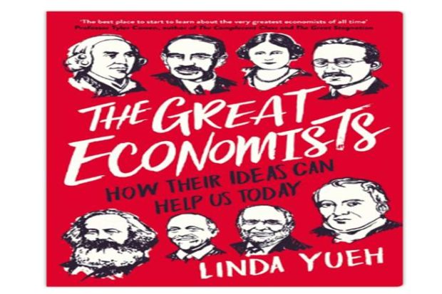 Book Review: Linda Yueh's The Great Economists explains the key thoughts of history's greatest economists