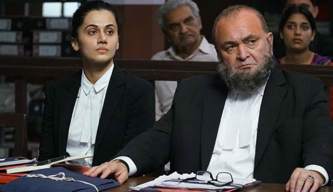 Mulk Movie Review: Rishi Kapoor, Taapsee Pannu Outstanding In Intense Courtroom Drama