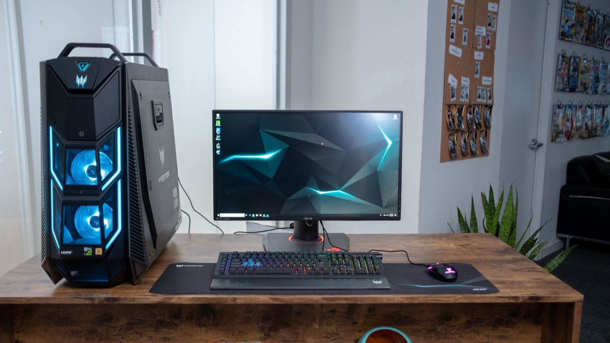 Acer Predator Orion 9000 review