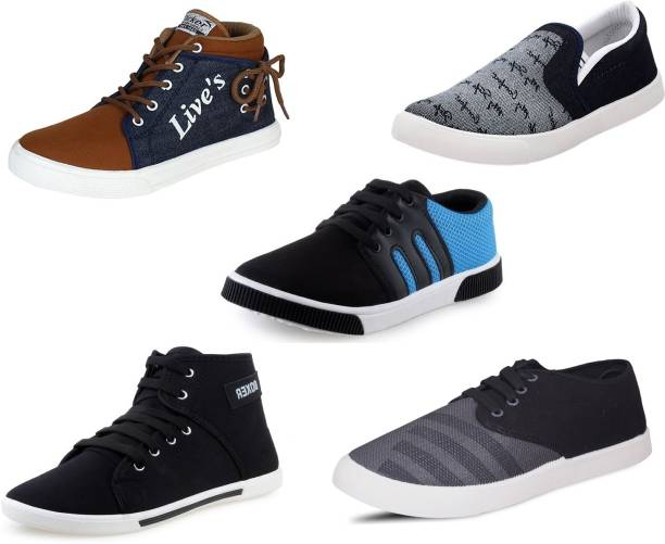 Top 10 Best Casual Shoes for Men in India 2018 – Latest Price & Review