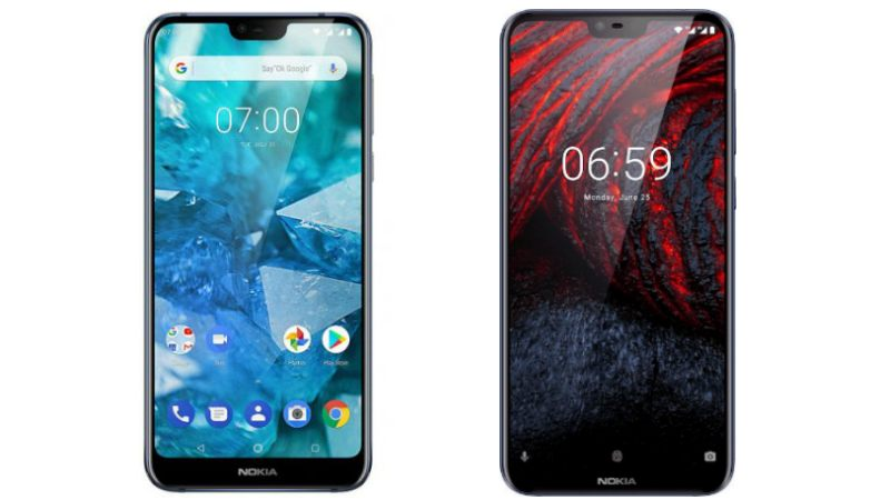 Nokia 7.1 vs Nokia 6.1 Plus: What