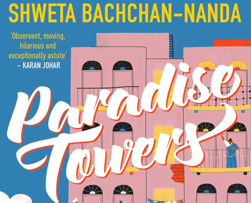 Book Review: 'Paradise Towers' by Shweta Bachchan-Nanda