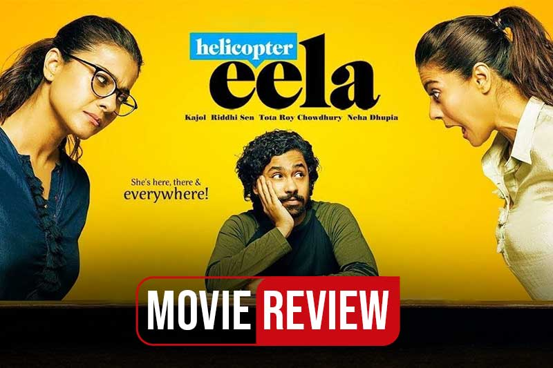 Helicopter Eela movie review: This soppy Kajol film never takes off
