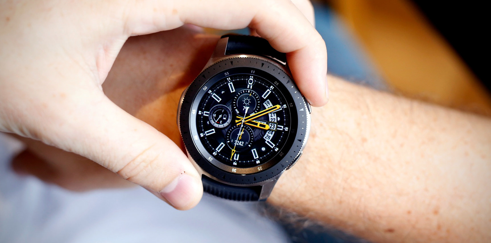 Samsung Galaxy Watch review: Good battery life, packed with features