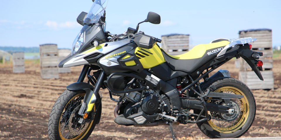 Motorcycle Review: 2018 Suzuki V-Strom 1000