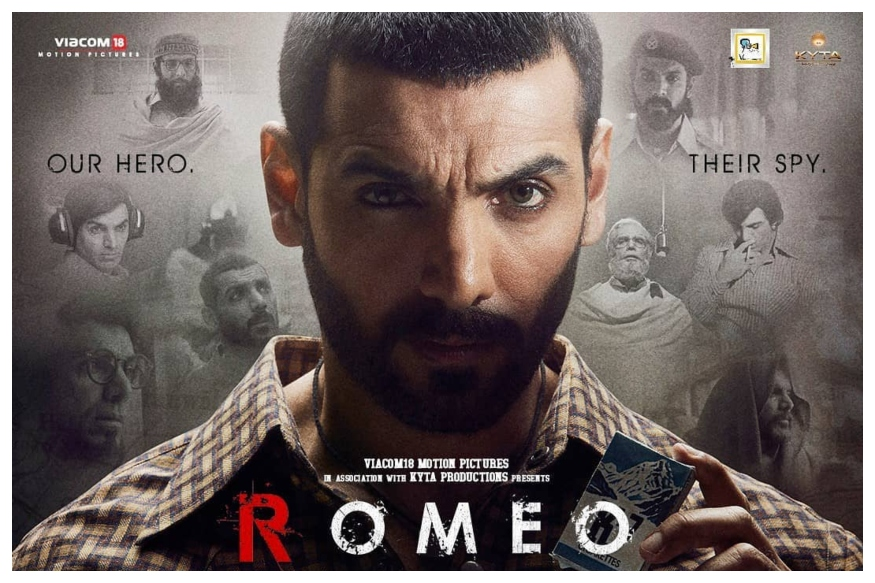 Romeo Akbar Walter Movie Review: John Abraham