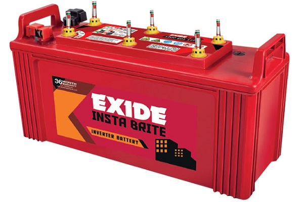 Top 10 Best Inverter Batteries in India With Price 2019