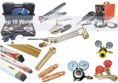 Top 10 Best Welding Equipment Suppliers in India