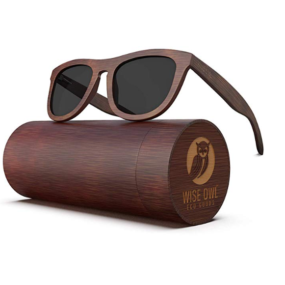Top 9 Best Bamboo Sunglasses in 2019