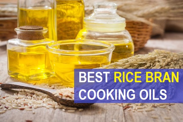 Top 9 Best Rice Bran Oil Brands in India