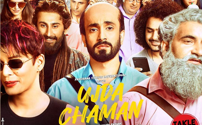 Ujda Chaman Movie Review: Sunny Singh's Film Is 'Hair, There & Everywhere'