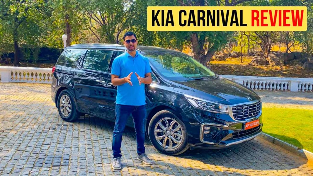 Kia Carnival Luxury MPV Review: Does It Live Up To The Hype? – Video