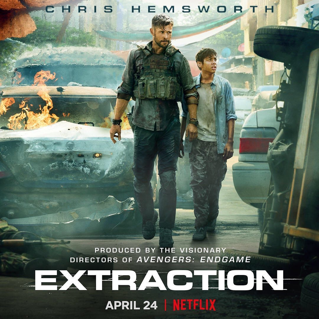 Film review: 'Extraction' on Netflix is a joyless slab of action cinema