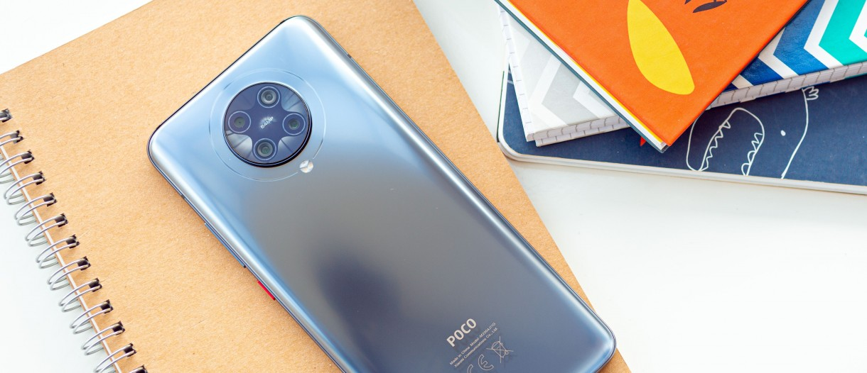 Poco F2 Pro in for review