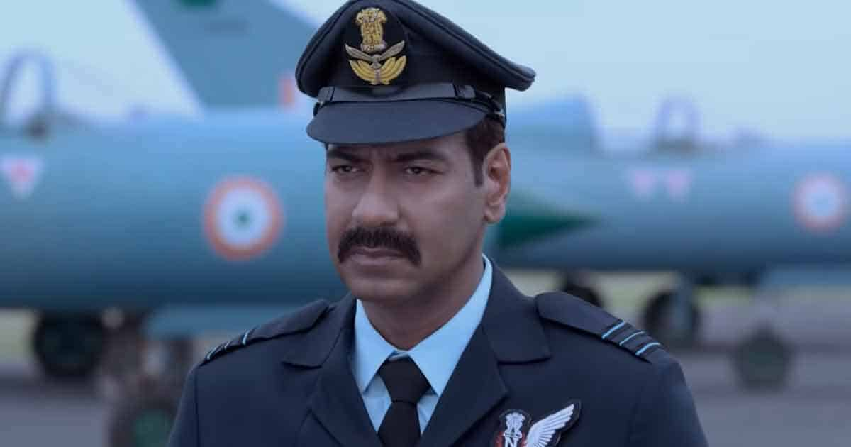 Bhuj: The Pride Of India Movie Review: Ajay Devgn's One Elongated War Cry That's Less Of War & More Of A Cry!
